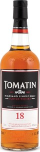 Tomatin 18 Year Old Highland Single Malt Bottle