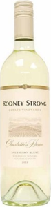Rodney Strong Charlotte's Home Sauvignon Blanc 2014, Sonoma County Bottle