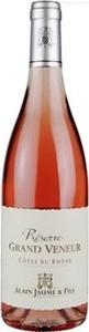Alain Jaume & Fils Grand Veneur Réserve Côtes Du Rhône Rosé 2013, Ac Bottle