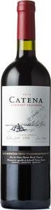 Catena Cabernet Sauvignon 2014 Bottle