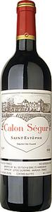 Château Calon Ségur 2012, Ac St Estèphe Bottle