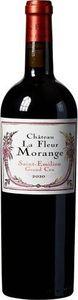 Château La Fleur Morange Saint émilion Grand Cru 2011 Bottle