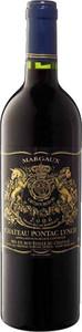 Château Pontac Lynch Margaux Cru Bourgeois 2012 Bottle