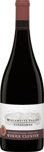 Willamette Valley Vineyards Pinot Noir Wholecluster 2015 Bottle