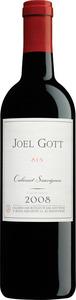 Joel Gott Zinfandel 2012, California Bottle