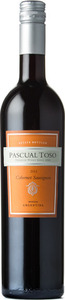 Pascual Toso Cabernet Sauvignon 2014, Maipo Valley Bottle