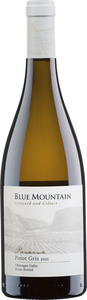 Blue Mountain Reserve Pinot Gris 2013, Okanagan Valley Bottle