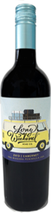 Long Weekend Cabernet 2014, VQA Niagara Peninsula Bottle