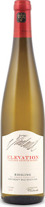 Vineland Estates Elevation St. Urban Vineyard Riesling 2014, VQA Twenty Mile Bench, Niagara Peninsula Bottle