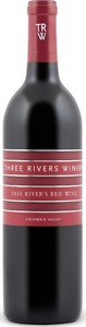 Three Rivers River's Red 2012, Columbia Valley Bottle