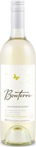 Bonterra Sauvignon Blanc Mendocino County 2014, Mendocino Bottle