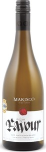 Marisco Vineyards The King's Favour Sauvignon Blanc 2015, Wairau, Marlborough Bottle