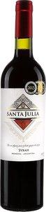 Santa Julia Syrah 2014 Bottle