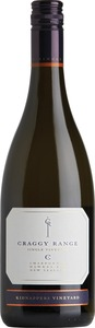 Craggy Range Chardonnay Kidnappers Vineyard 2011, Hawkes Bay Bottle