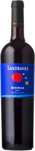 Sandbanks Shiraz 2013, VQA Ontario Bottle