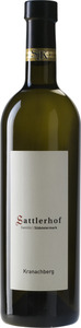 Sattlerhof Kranachberg Sauvignon Blanc 2013, Südsteiermark Bottle