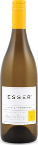Esser Chardonnay 2014, Monterey County Bottle