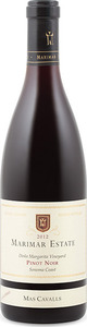 Marimar Estate Mas Cavalls Pinot Noir 2013, Doña Margarita Vineyard, Sonoma Coast Bottle