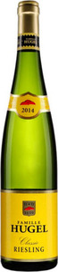 Hugel Riesling 2014, Ac Alsace Bottle