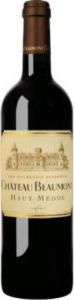 Château Beaumont 2003, Ac Haut Médoc Bottle