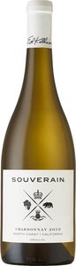 Chateau Souverain Chardonnay 2013, Alexander Valley, Sonoma County Bottle