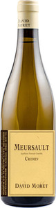 David Moret Cromin Meursault 2012, Burgundy, France Bottle