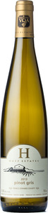 Huff Estates Pinot Gris 2015, VQA Prince Edward County Bottle