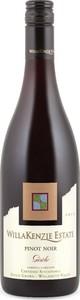 Willakenzie Estate Gisèle Pinot Noir 2013, Certified Sustainable, Yamhill Carlton, Willamette Valley Bottle
