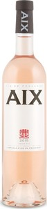 Saint Aix Rosé 2015, Ap Coteaux D'aix En Provence Bottle