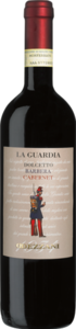 Dezzani La Guardia Dolcetto Barbera Cabernet 2013, Monferrato Bottle