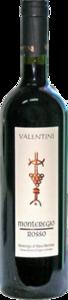Valentini Monteregio Rosso 2014, Monteregio Di Massa Marittima Bottle