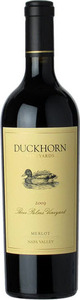 Duckhorn Three Palms Merlot 2012, Napa Valley Bottle