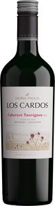 Dona Paula Los Cardos Cabernet Sauvignon 2014 Bottle