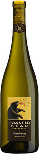 Toasted Head Chardonnay 2014, California Bottle