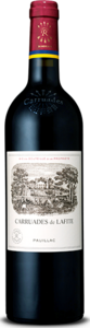 Carruades De Lafite Rothschild 2011 Bottle