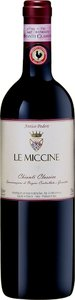Le Miccine Chianti Classico 2013 Bottle