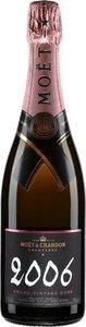 Moët & Chandon Rosé Impérial Brut 2006, Champagne Bottle