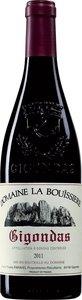 Domaine La Bouïssière Gigondas Tradition 2012 Bottle