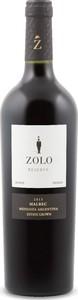 Zolo Reserve Malbec 2013 Bottle