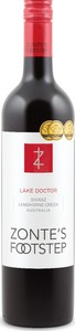 Zonte's Footstep Lake Doctor Shiraz 2013, Single Site, Langhorne Creek, South Australia Bottle