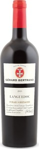 Gérard Bertrand Syrah/Grenache 2013, Ap Languedoc Bottle