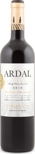 Ardal Crianza 2010, Do Ribera Del Duero Bottle