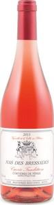 Mas Des Bressades Cuvée Tradition Rosé 2015, Ap Costières De Nîmes Bottle