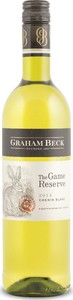 Graham Beck Game Reserve Chenin Blanc 2014, Wo Coastal Region Bottle