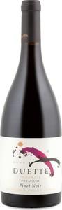 Indómita Duette Pinot Noir 2013 Bottle