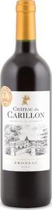 Château Du Carillon 2010, Ap Fronsac Bottle