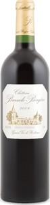 Château Brande Bergère Cuvée O'byrne 2009, Ac Bordeaux Supérieur Bottle