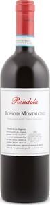 Rendola Rosso Di Montalcino 2009, Doc Bottle