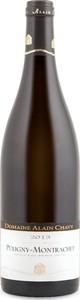 Alain Chavy Puligny Montrachet 2013, Ac Bottle