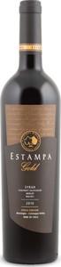 Estampa Gold Syrah/Cabernet Sauvignon/Merlot/Malbec 2007, Single Vineyard, Colchagua Valley Bottle